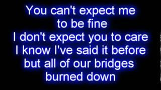 Maroon 5 - Payphone ft Wiz Khalifa  (Lyrics Video)