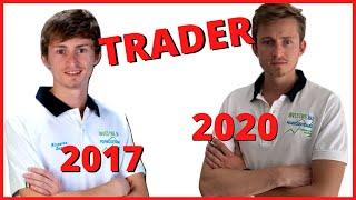 Tre anni come trader professionista: la storia di Riccardo Zago