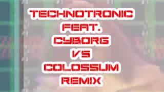 PUMP THE JAM (Remix 2018)  Technotronic Feat Cyborg vs Colossum