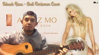 SEBUAH RASA - AGNEZ MO | ANDI DERISMAN ( ACCOUSTIC COVER )
