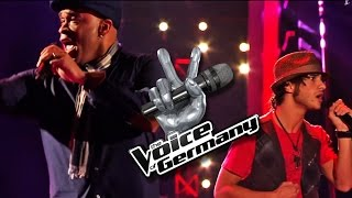 Everybody Hurts – Arcangelo Vigneri vs. Charles Simmons | The Voice | The Battles Cover