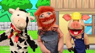 Este Cerdito | La Vaca Lola y El Granjero | Canciones Infantiles | Super divertido