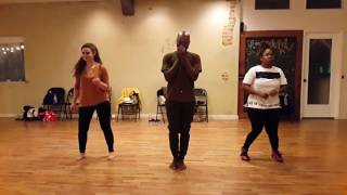 Afro House dance Los Angeles
