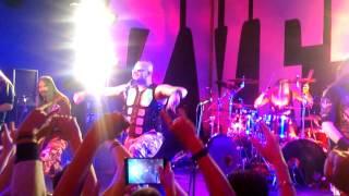 Sabaton - Sparta (live Samara, Russia 5.12.2016)