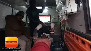 देवरिया के रामपुर थाने में विस्फोट से मुंशी के पंजे उड़े