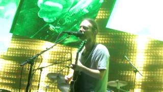 Radiohead - Packt Like Sardines In A Crushed Tin Box - Live @ Jobing.com Arena 3-15-12 in HD