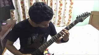Kasam Ho Kasam   A Mero Hajur 2   Fingerstyle Guitar Cover by Nishant Acharya