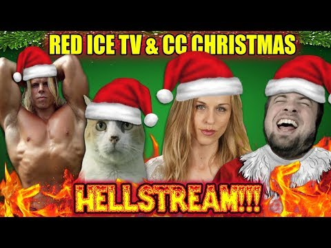 Red Ice TV & Creationist Cat Christmas HELLSTREAM