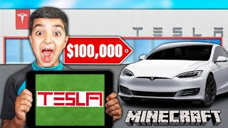 Anything You Spell In Minecraft, I Will Buy! (MINECRAFT CHALLENGE!)