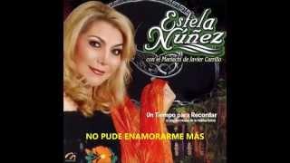 No pude enamorarme más   Estela Núñez 2014