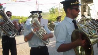 Sequeiros, Julho de 2016. - Banda Filarmónica do Felgar.