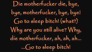 Go To Sleep - Eminem Lyrics