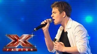 Haris Cato (Cry Me A River - Justin Timberlake)  - X Factor Adria - LIVE 5 - Pesma spasa