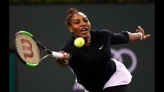 Serena Williams | 2019 BNP Paribas Open Day 3 | Shot of the Day