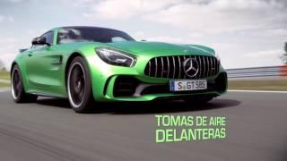 TN Autos Programa 101 | Internacionales Mercedes Benz AMG GT-R