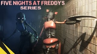 [SFM] Five Nights at Freddy's Series (Trailer)