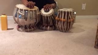 Pinga - Bajirao Mastai - Dinesh Hansraj tabla cover width=