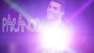 Cristiano Ronaldo - Paranoid | Skills & Goals | 2016/2017