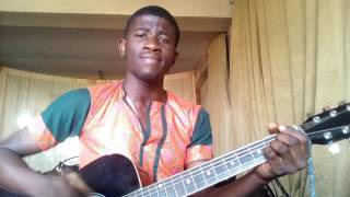 Mad Over You - Runtown Acoustic Cover by Nerve Music w\Lyrics