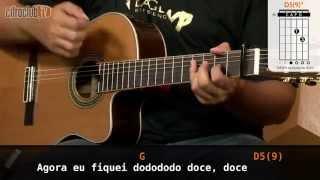 videoclase Camaro Amarelo (aula de violão)