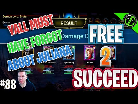 2 Keying Brutal CB With Juliana | Free 2 Succeed - EPISODE 88
