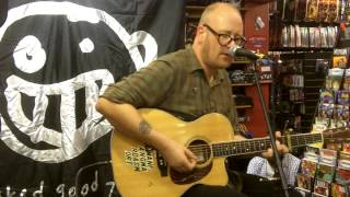 Mike Doughty - Soft Serve, Live at Newbury Comics, 9-21-2013