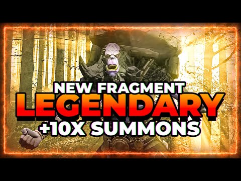 TWO 10x Events WHAT? | NEW FRAGMENT LEGGO COMING?! | Raid Shadow Legends