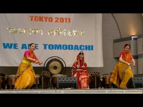 【Bangladesh】バングラデシュフェスティバル2011 舞踊 5/6 【বাংলাদেশ】