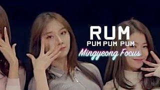 Rum Pum Pum Pum - PRISTIN Mingyeong Focus