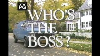 Who's the Boss Season 2 Opening and Closing Credits and Theme Song
