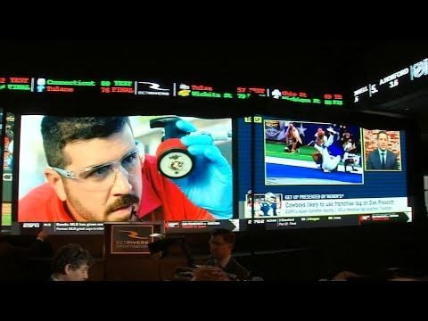 Sports betting, Illinois, Sportsbook, Gambling, Rivers Casino Des Plaines