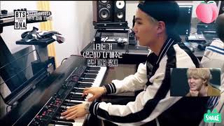 BTS Sugas Room   DNA Comeback Show (Eng Sub)