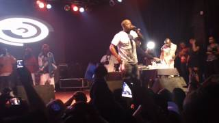 "Too Short ""Gettin' It"" Live"