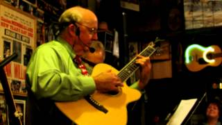 LIVE FROM THE COOK SHACK - CLAY LUNSFORD & FRIENDS - 2012