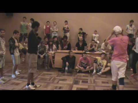 V Vertifight Ukraine: Marlon vs ZhEmChyG (juniors)