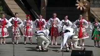 Folklorne slavnosti pod Polanou - Detva 2018