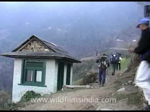A hidden paradise on Everest trail!