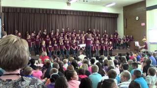 "Wilson Elementary Choir - ""You are Loved"" (Josh Groban)"