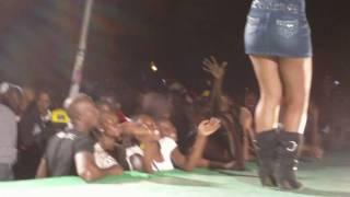 São Tomé - Snippet from Festa Mascarado by Suzanna Lubrano