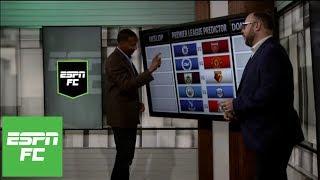 Premier League Predictor Week 2: Chelsea vs. Arsenal and more   ESPN FC width=