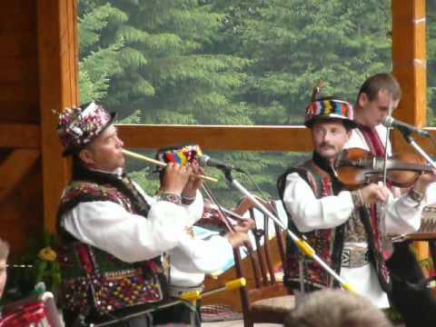 "The ""Hutsuly"" Folk Music Band from Verkhovyna (Ukrainian Carpathians)"