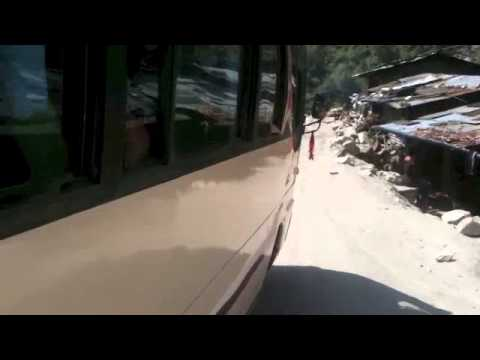Dangerous Road Nepal
