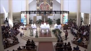 """2016 - """"Aleluia (Hallelujah)"""" - Coro Juvenil de São Pedro do Mar, Quarteira"""