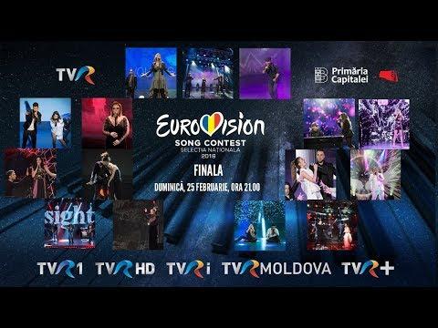 Finala Eurovision România 2018