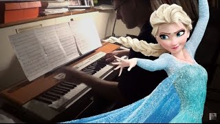 Frozen - Let It Go for Advanced Piano Solo!