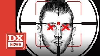 "Eminem Responds To Machine Gun Kelly ""Rap Devil"" With ""Killshot"" Diss Track"