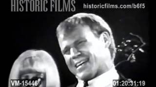 NEW CHRISTY MINSTRELS w Barry McGuire 1963 GREEN GREEN from HOOTENANNY