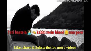 Kabhi to pass mere aao | WhatsApp status