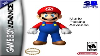 Mario Pissing Advance