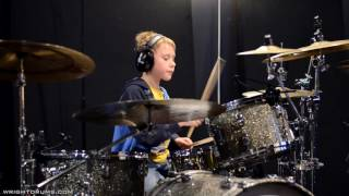 Wright Drum School - Troy Groves - Kid Rock - All Summer Long - Drum Cover
